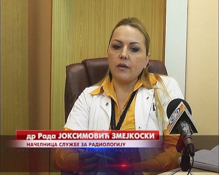 Dom zdravlja Kruševac i Služba radiološke dijagnostike obeležavaju Dan borbe protiv raka