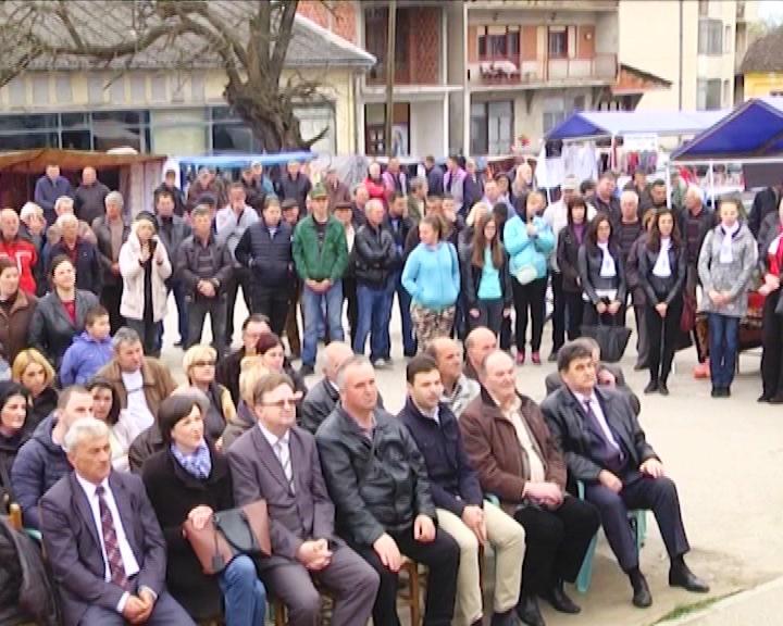Manifestacija U slavu kalema u Velikoj Drenovi