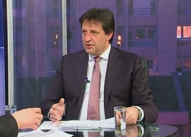 Bratislav Gašić gost Televizije Kruševac, od 18.30 u emisiji Razgovor s povodom