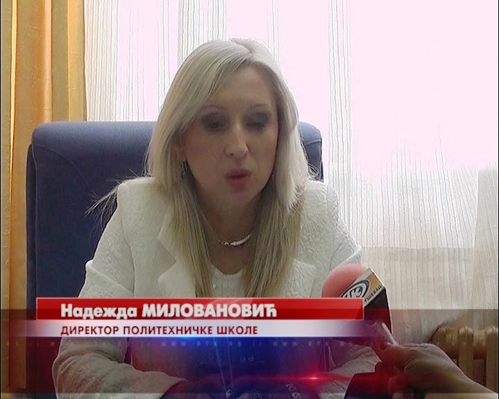 Kruševačka Politehnička škola svrstana u prve dve u Srbiji na Republičkom takmičenju u Novom Sadu