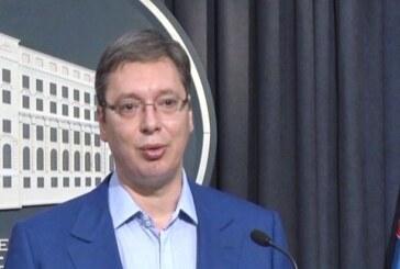 Zakletva i primopredaja dužnosti predsednika Srbije