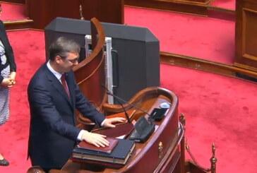 Polaganje zakletve predsednika Srbije (UŽIVO)