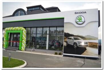 Otvoren Škoda centar u Interauto centru u Koševima