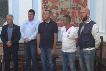 Konferencija za novinare povodom moto krosa u Globaru