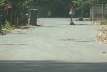 Radovi na asfaltiranju ulica u MZ Jasika
