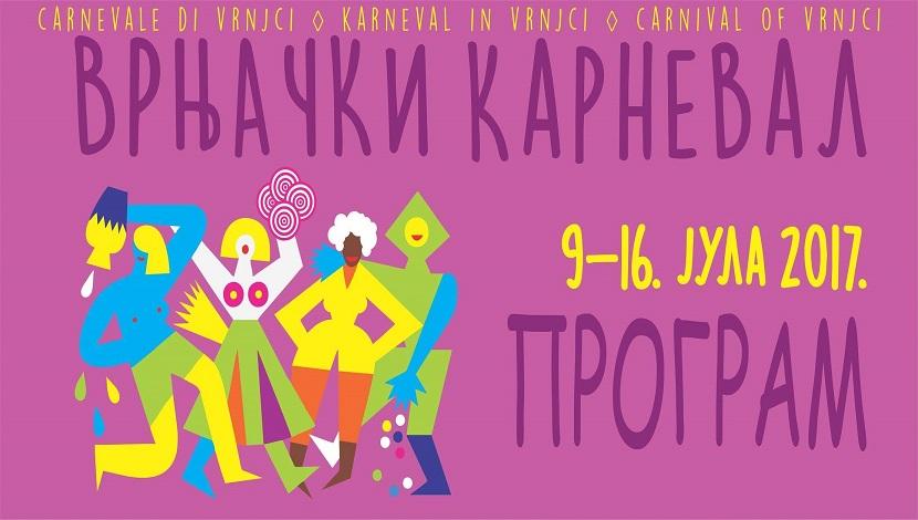 Međunarodni Vrnjački karneval po 13. put