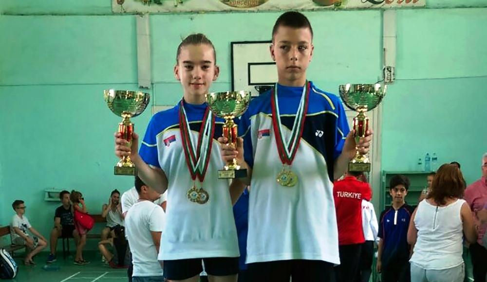 Tri medalje za Viktora Petrovića na Balkanskom prvenstvu