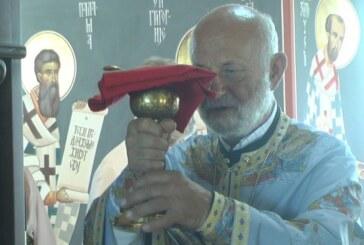 U crkvi na Bagdali služena sveta liturgija