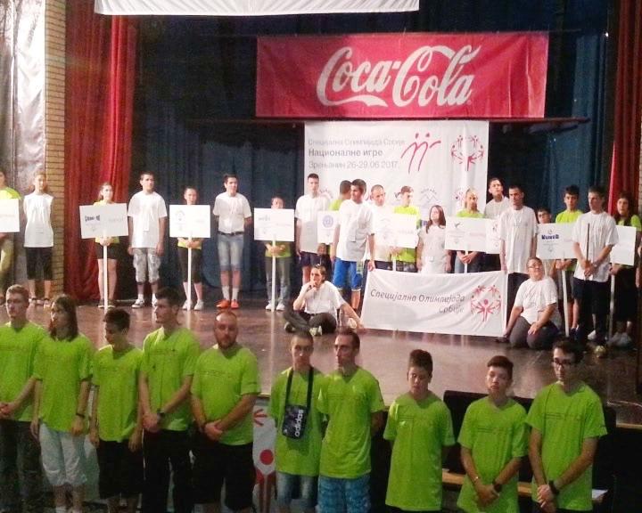 Takmičarima Palestre 17 medalja na Nacionalnim igrama Specijalne olimpijade Srbije
