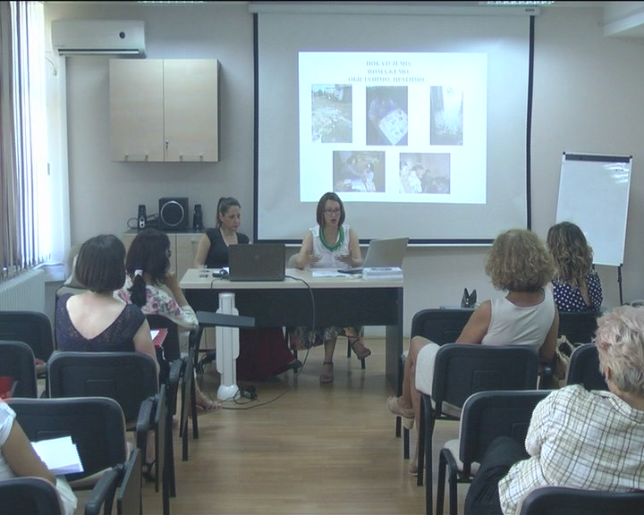 "Okrugli sto o temi ""Prepreke i izazovi u ranom razvoju romske dece"""