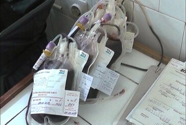 Poziv sugrađanima, dobrovoljnim davaocima, da daju krv, jer se zalihe smanjuju