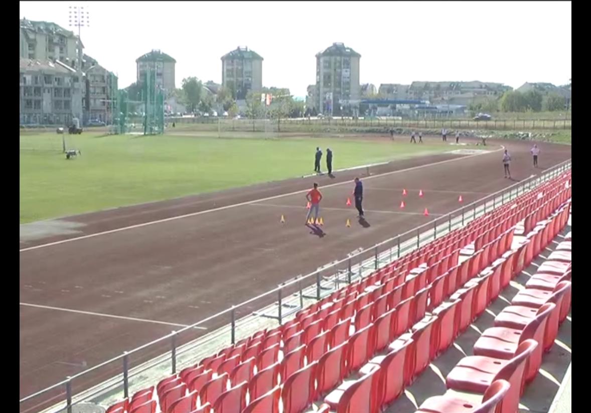 Sutra u Kruševcu kvalifikacije za Kup Srbije za pionire i pionirke u atletici