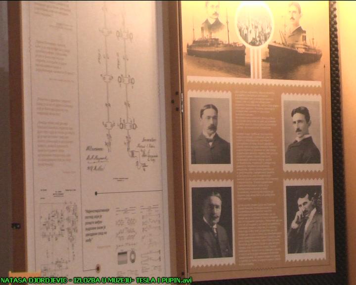 """U Narodnom muzeju otvorena izložba """"Tesla i Pupin na istom putu"""""""