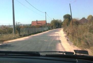 Završeni radovi na asfaltiranju puta kroz Tekije do regionalnog puta Kruševac-Niš
