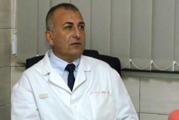 Stručni konsultant u Domu zdravlja Sloga medik od nedavno i specijalista neurohirurgije Momir Jovanović