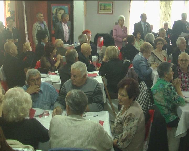 Udruženje penzionera Grada Kruševca obeležilo 80 godina postojanja i rada