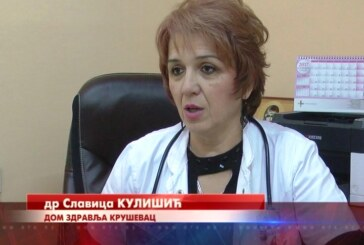 Dom zdravlja Kruševac dobio četiri i po hiljade doza vakcina protiv sezonskog grupa