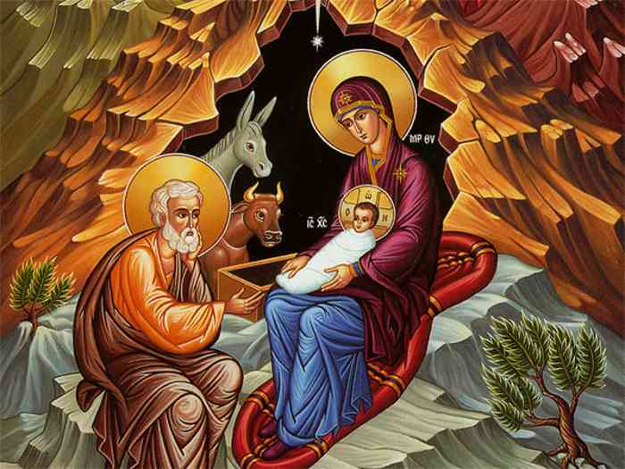 Srećan Božić – Hristos se rodi!