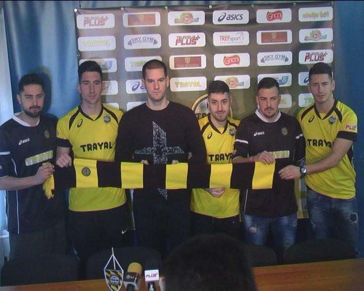 Fudbalski klub Trajal pojačao redove sa petoricom novih igrača