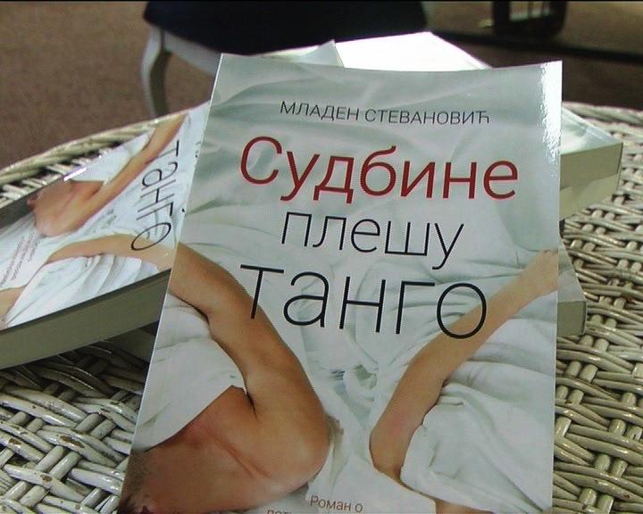"""OPUŠTENO sa Mladenom Stevanovićem, autorom romana """"Sudbine plešu tango"""""""