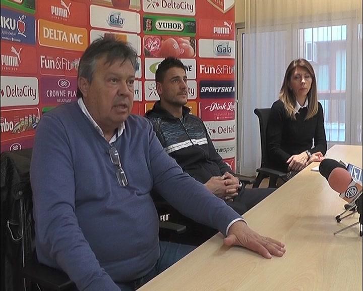 Konferencija za novinare u FK Napredak