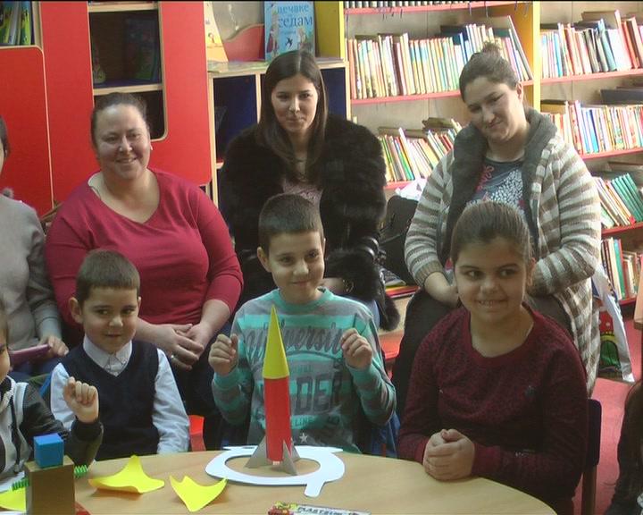 Tokom raspusta Narodna biblioteka Kruševac organizuje brojne aktivnosti