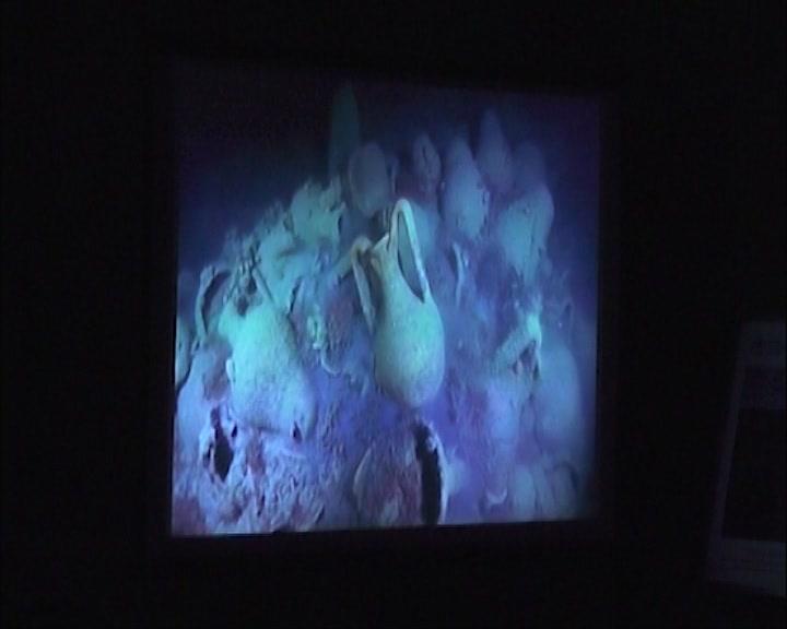 """""""Poluostrvo s blagom""""- ruski film o podvodnoj arheologiji u kruševačkom Narodnom muzeju"""