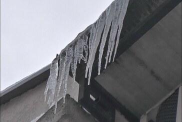Komunalna policija i ove zime obezbeđuje mesta na kojima se nalaze ledenice