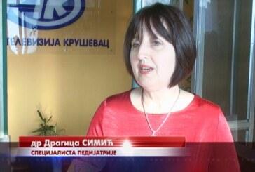 Na teritoriji Grada Kruševca nema obolelih sa simptomima malih boginja, epidemiološka situacija mirna