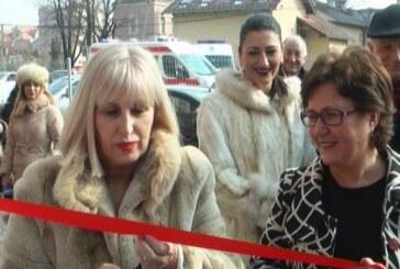 Nova rampa za invalidna lica i prilaz Dijagnostičkom centru Kruševac