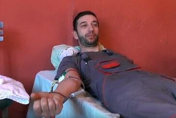 U Kruška pabu četvrta akcija dobrovoljnog davanja krvi