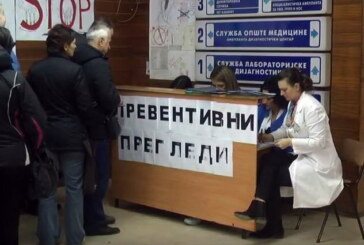 Besplatni preventivni pregledi u u Opštoj bolnici u Kruševcu po šesti put