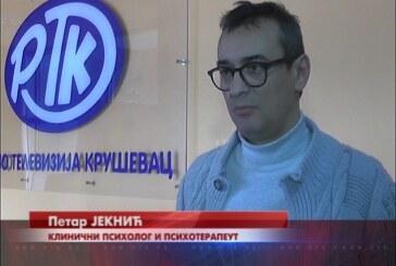 """Autor knjige """"Seti se da si smrtan"""", Petar Jeknić gost Televizije Kruševac"""