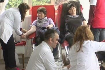 Tradicionalna osmomartovska akcija dobrovoljnog davanja krvi