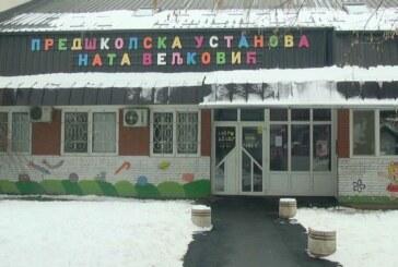 U vrtićima Predškolske ustanove Nata Veljković od ukupno 3300 dece oko 200 nije vakcinisano
