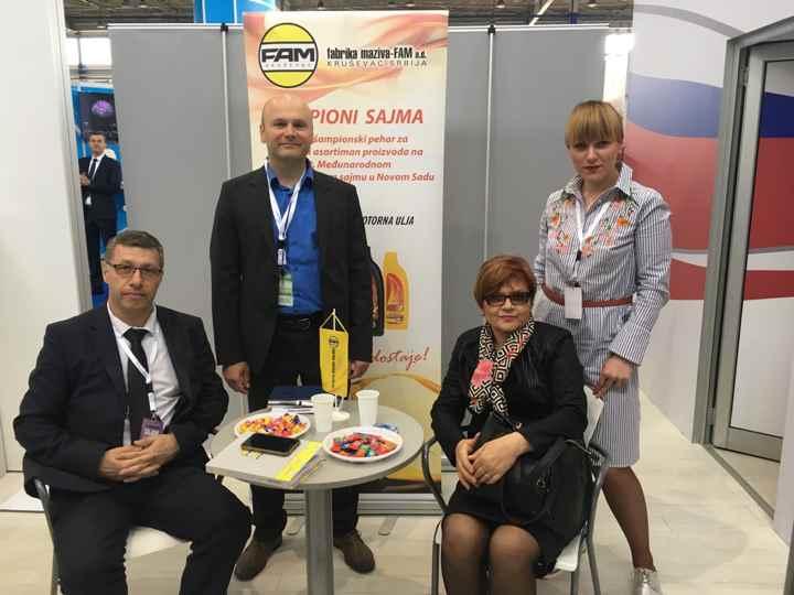 Na Međunarodnom sajmu gospodarstva u Mostaru i privrednici iz Rasinskog okruga