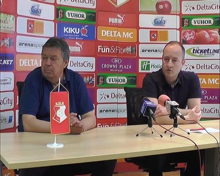 FK Napredak pred utakmicu sa Spartakom: Biće teško, borićemo se!