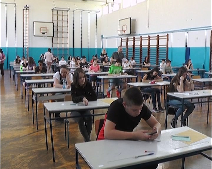 U ponedeljak zvanični rezultati probnog završnog ispita