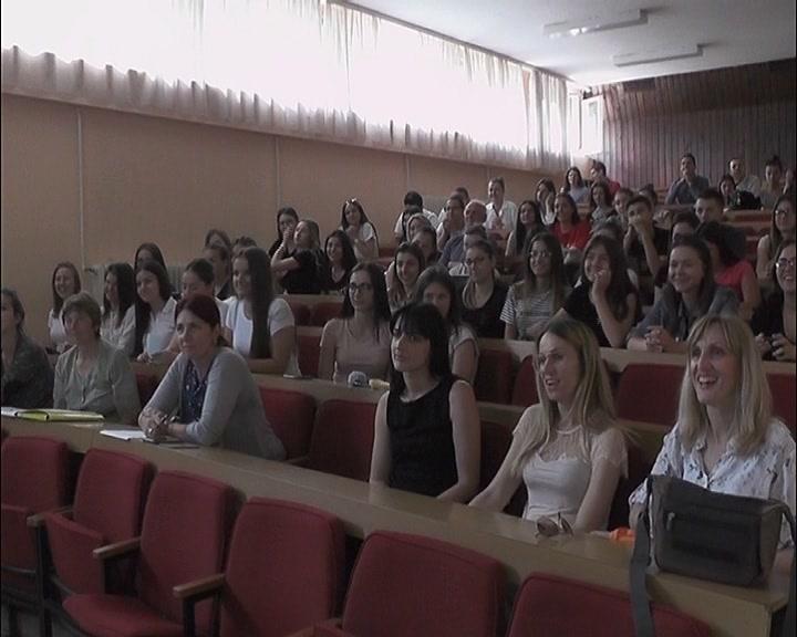 Javni čas preduzetništva u Medicinskoj školi