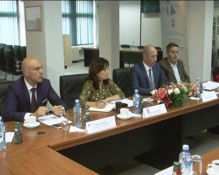 O potencijalima za saradnju Rasinskog okruga i Mađarske na sastanku u RPK Kruševac