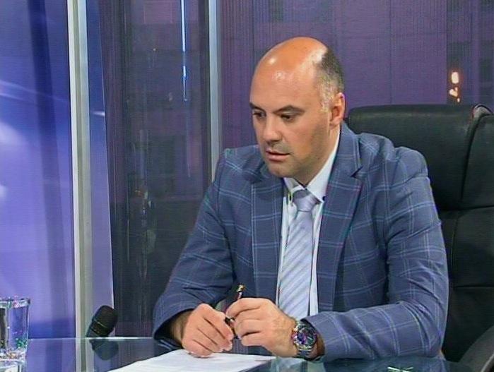 "Direktor JKP Vodovod Kruševac Vladimir Milosavljević u ""Razgovoru s povodom"""