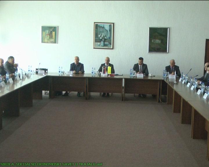 Socijalno ekonomski savet Srbije održao sednicu sa predstavnicima kruševačkog Saveta
