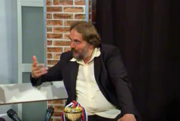 Profesor harmonike Goran Arsić u emisiji OPUŠTENO Televizije Kruševac