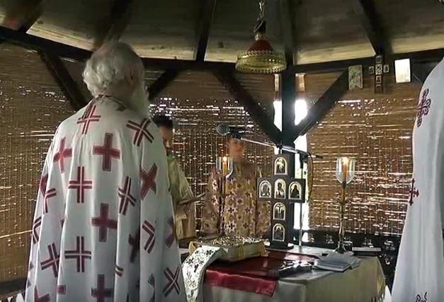 U Manastiru Svetog Luke u Bošnjanu proslavljen praznik Svetog Jovana Rusa