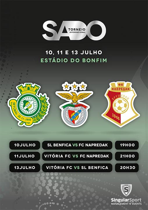 FK Napredak večeras protiv Benfike