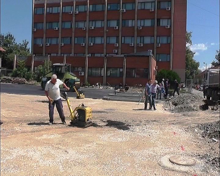 Garaža kod Dijagnostičkog centra biće završena do 1. septembra