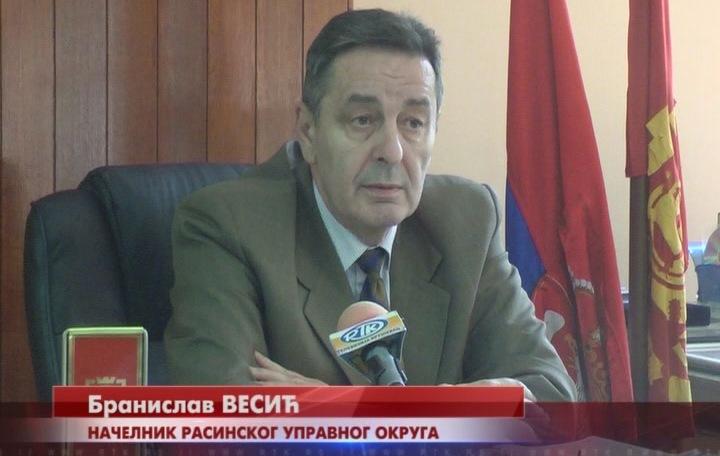 Na području Rasinskog okruga nije bilo većih posledica padavina koje su zahvatile Srbiju