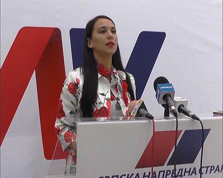 Pokazatelji programskih prioriteta lokalne vlasti na čelu sa Srpskom naprednom strankom