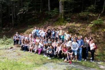 Na Goču Kamp u organizaciji Saveza društava Srbije za borbu protiv šećerne bolesti