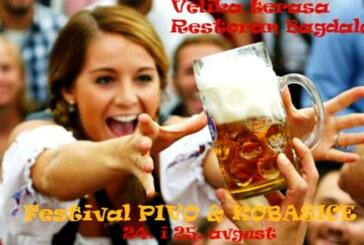 """Festival """"Pivo i kobasice"""" na Bagdali"""